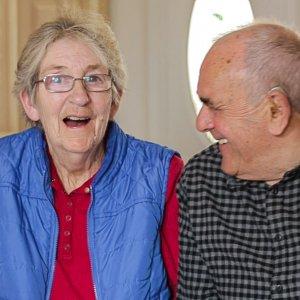 Marlene & Trevor